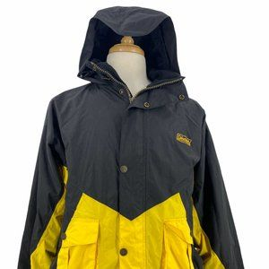 Vintage Coleman Men's Performance Rain Jacket Yell